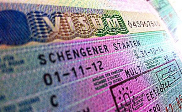 шенгенская виза в Словакию